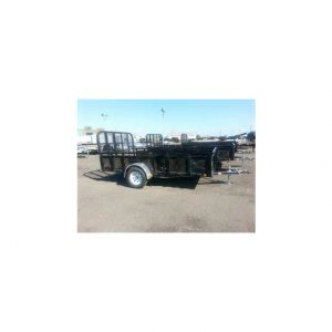 Enclosed Trailer 6'x10′ – Lincoln Rent-All & Sales, Inc